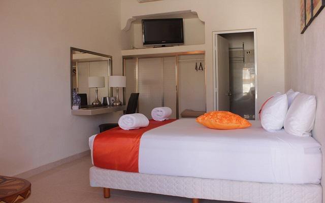 Hotel Tulum Inn habitaciones estándar con servicios básicos