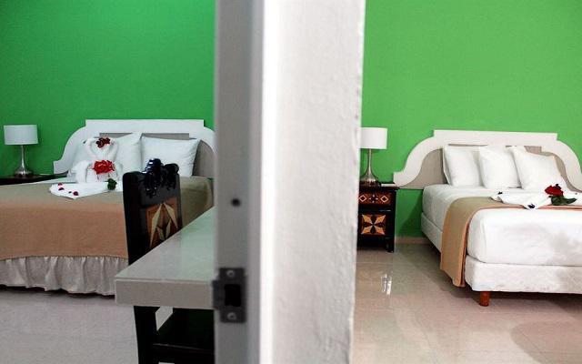 Hotel Tulum Inn habitación Junior Suite