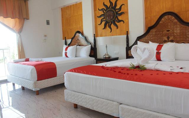 Hotel Tulum Inn habitación Master Suite
