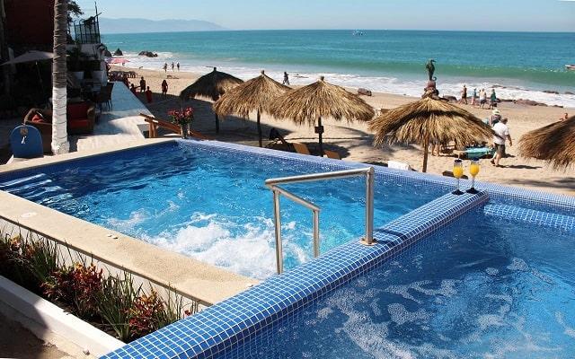 Hotel Vallarta Shores, vistas increíbles