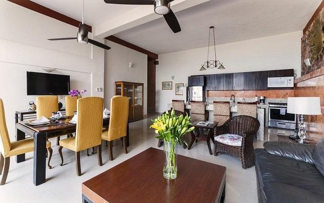 Hotel Vallarta Shores, habitaciones con todas las amenidades