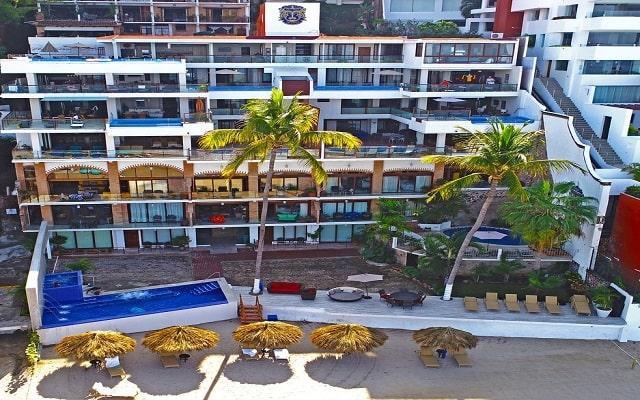 Hotel Vallarta Shores en Zona Romántica