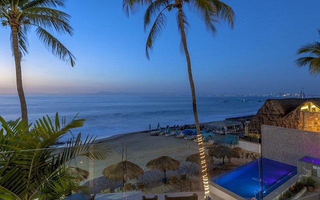 Hotel Vallarta Shores, noches inolvidables
