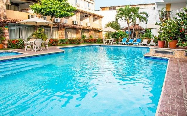 Hotel Vallartasol, buen servicio