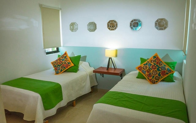 Hotel Velas Condos, amplias y luminosas habitaciones