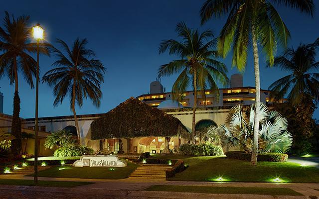 Velas Vallarta Family Beach Resort Premium All Inclusive, hermosa vista nocturna