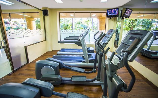 Velas Vallarta Family Beach Resort Premium All Inclusive, gimnasio bien equipado