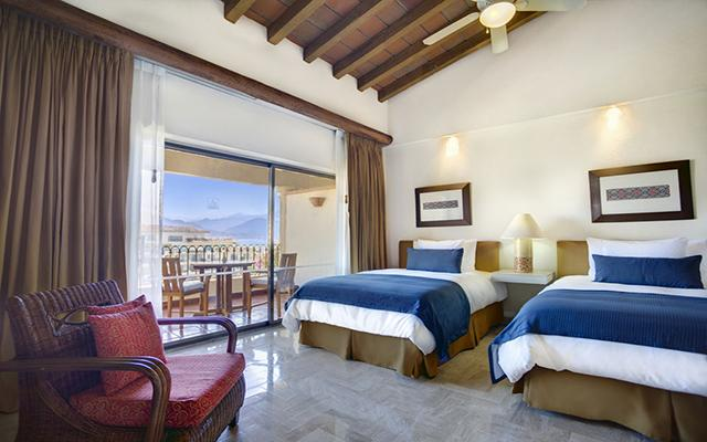 Velas Vallarta Family Beach Resort Premium All Inclusive, espacios diseñados para tu descanso