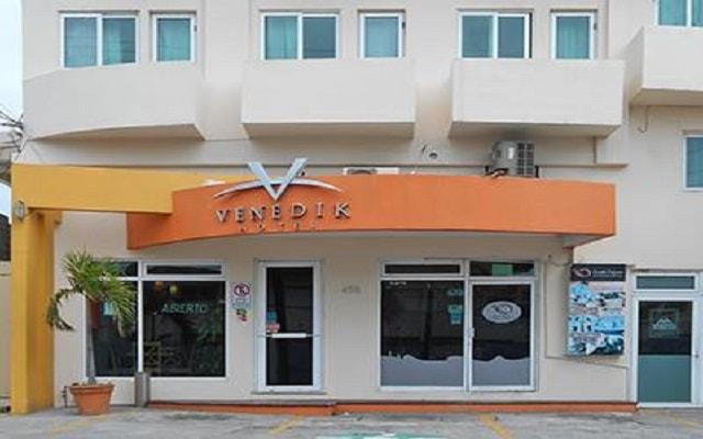 Hotel Venedik en Veracruz Puerto