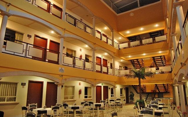 Hotel Victoria Morelia en Morelia Ciudad