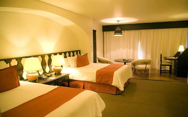Hotel Victoria Oaxaca, habitaciones con todas las amenidades