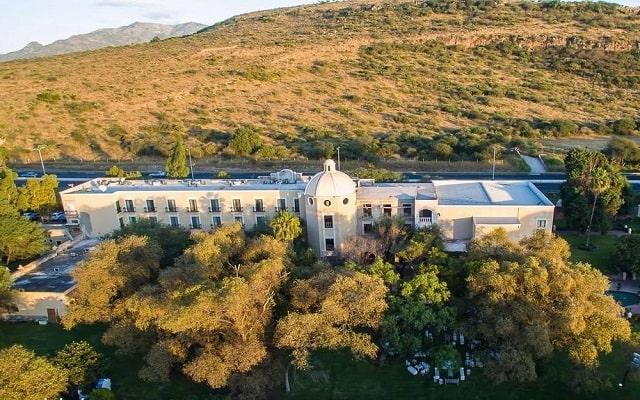 Hotel Villa Antigua en Tequisquiapan