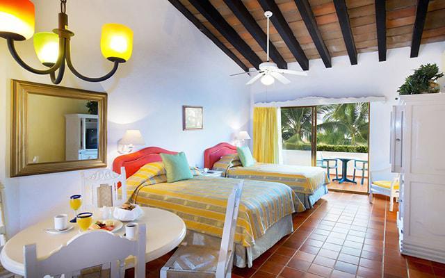Hotel Villa del Mar Puerto Vallarta by Villa Group, habitaciones bien equipadas