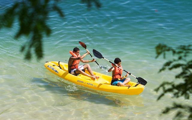 Hotel Villa del Mar Puerto Vallarta by Villa Group, diviértete haciendo kayak