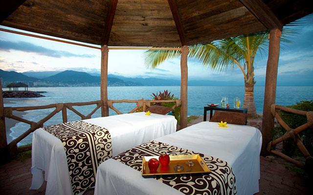 Hotel Villa del Mar Puerto Vallarta by Villa Group, permite que te consientan con un masaje