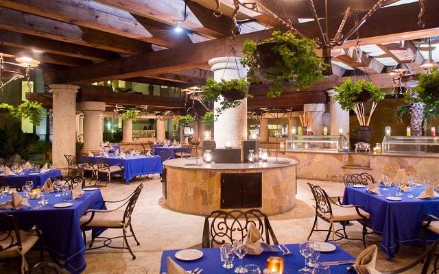 Hotel Villa del Palmar Beach Resort And Spa, Restaurante Bella California