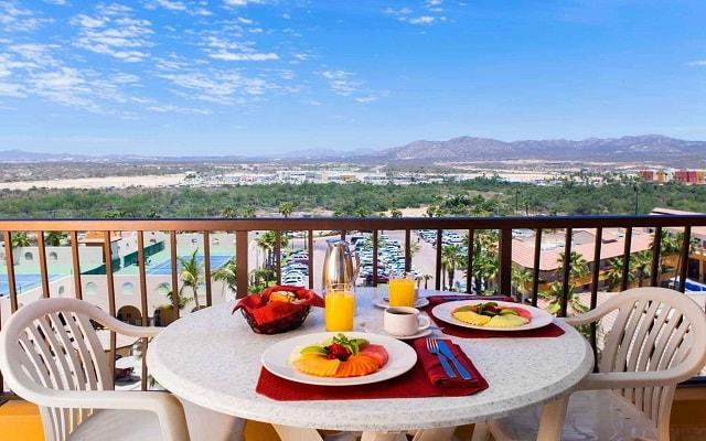Hotel Villa del Palmar Beach Resort And Spa, hermosa manera de comenzar el día