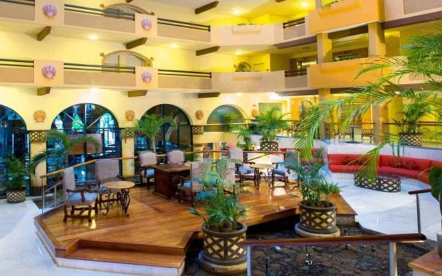 Hotel Villa del Palmar Beach Resort And Spa, acogedores espacios de descanso