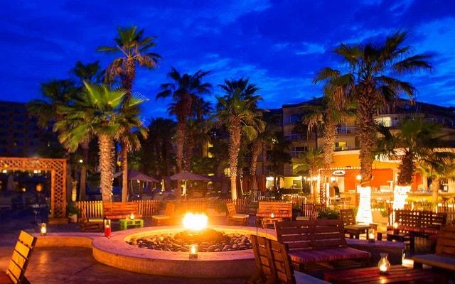 Hotel Villa del Palmar Beach Resort And Spa, Desert Lounge