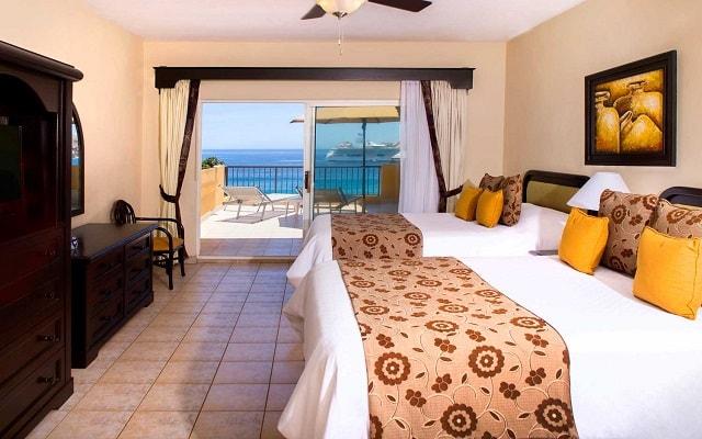 Hotel Villa del Palmar Beach Resort And Spa, amplias y luminosas habitaciones