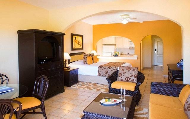Hotel Villa del Palmar Beach Resort And Spa, habitaciones bien equipadas