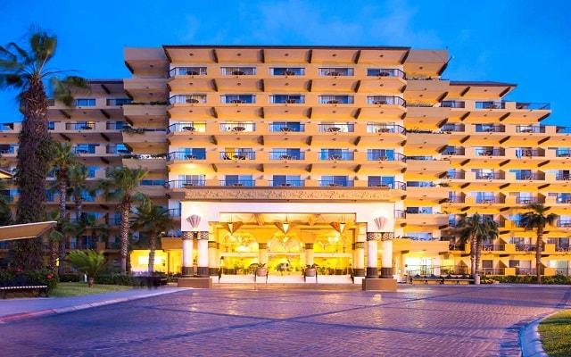 Hotel Villa del Palmar Beach Resort And Spa, buena ubicación