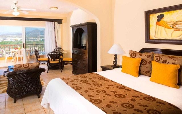 Hotel Villa del Palmar Beach Resort And Spa, habitaciones con todas las amenidades