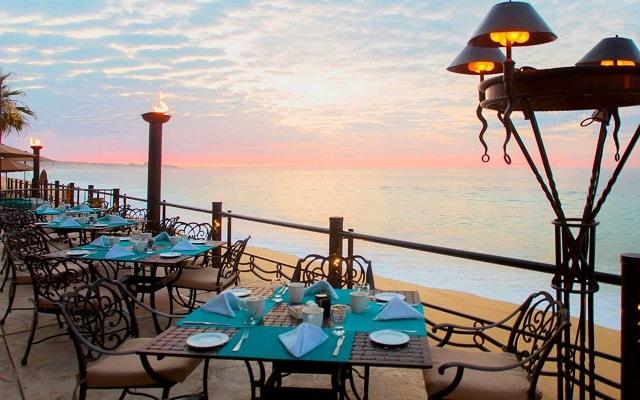 Hotel Villa del Palmar Beach Resort And Spa, escenario ideal para tus alimentos