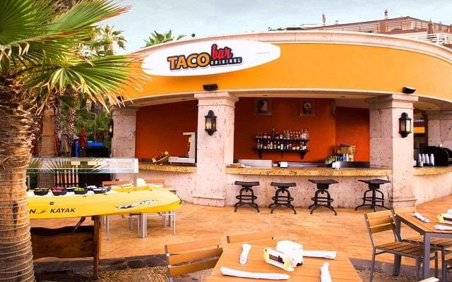 Hotel Villa del Palmar Beach Resort And Spa, Taco Bar