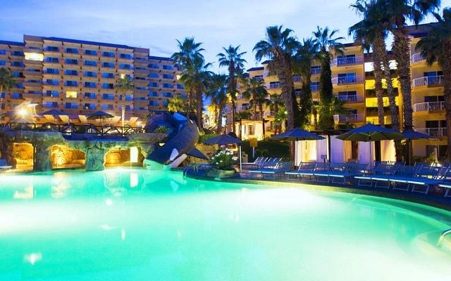 Hotel Villa del Palmar Beach Resort And Spa, atardeceres inolvidables
