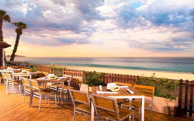 Hotel Villa del Palmar Beach Resort And Spa, disfruta de la comida mexicana en ambientes agradables