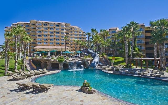 Hotel Villa del Palmar Beach Resort And Spa, disfruta de su alberca al aire libre