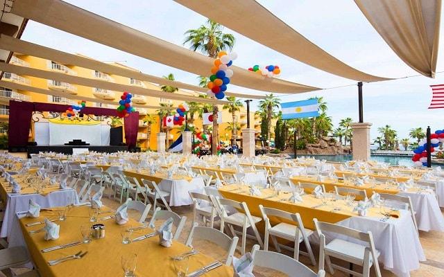 Hotel Villa del Palmar Beach Resort And Spa, Restaurante Las Tortugas