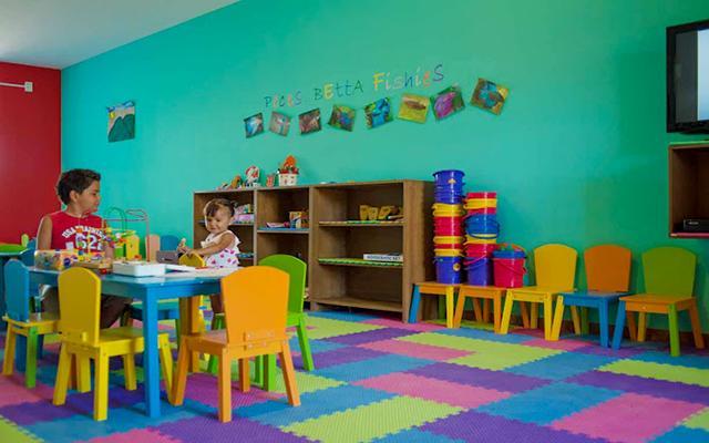Hotel Villa del Palmar en las Islas Loreto, club de niños
