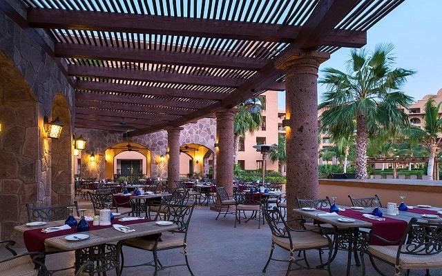 Hotel Villa del Palmar en las Islas Loreto, ambientes agradables