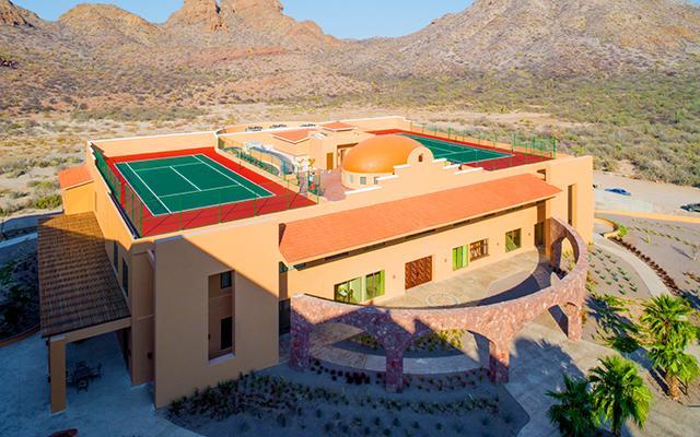 Hotel Villa del Palmar en las Islas Loreto, cómodas instalaciones