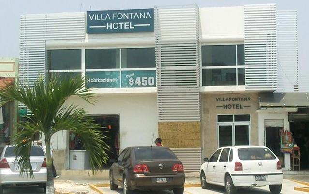 Hotel Villa Fontana en Chetumal Ciudad