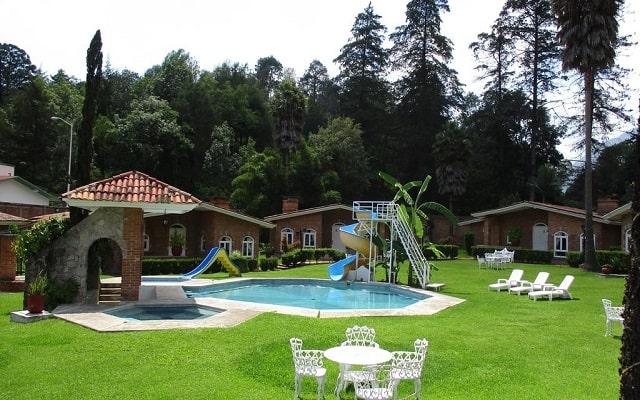 Hotel Villa Monarca Inn en Zitácuaro