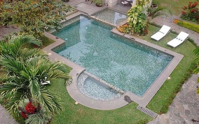 Hotel Villa Tequila, vista aérea