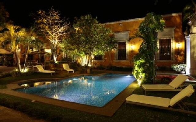 Hotel Villa Tequila, hermosa vista nocturna