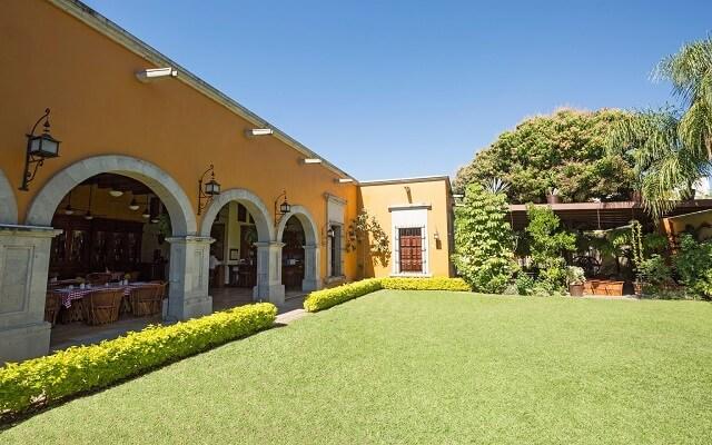 Hotel Villa Tequila, estilo colonial