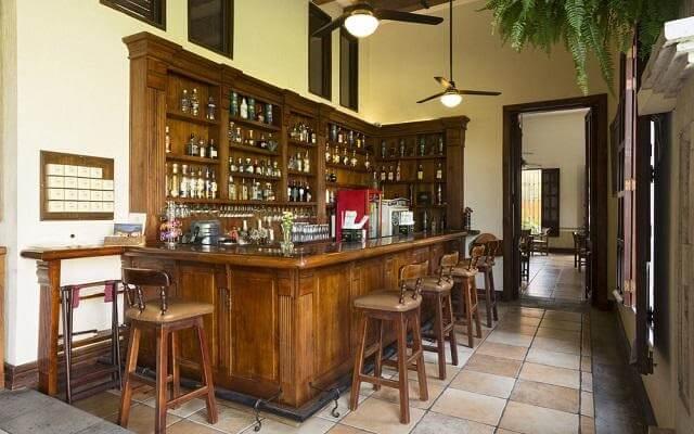 Hotel Villa Tequila, disfruta una copa en el bar
