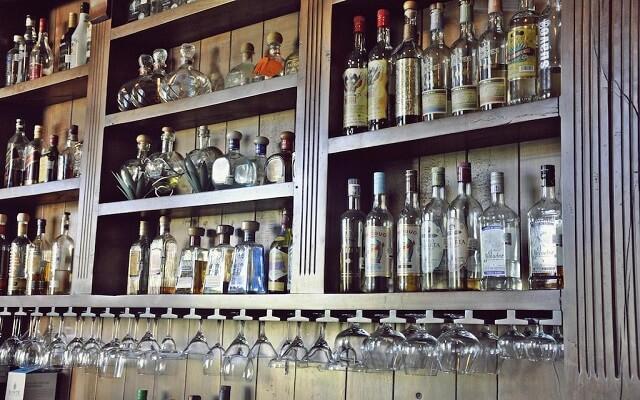 Hotel Villa Tequila, amplio y variado menú de bebidas