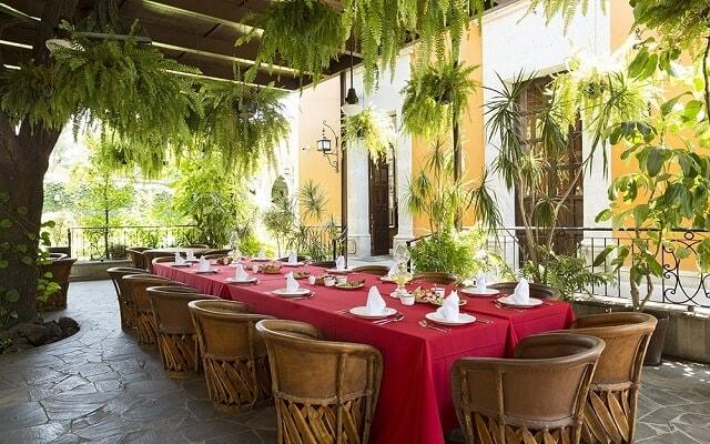 Hotel Villa Tequila, escenario ideal para tus alimentos