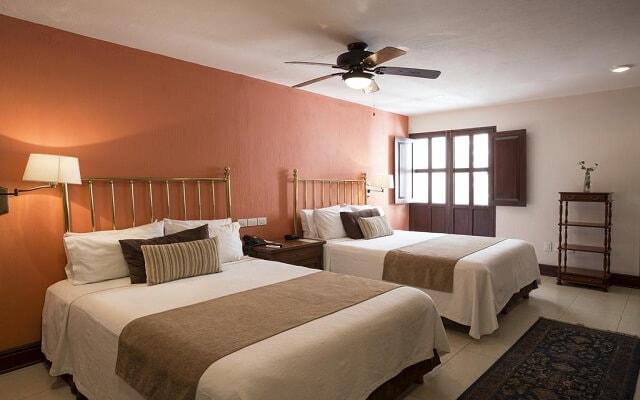 Hotel Villa Tequila, amplias y luminosas habitaciones