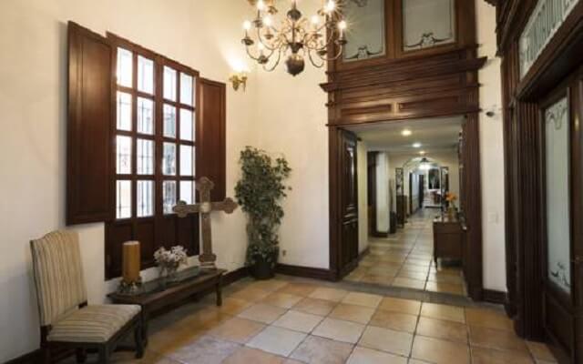 Hotel Villa Tequila, ambientes agradables