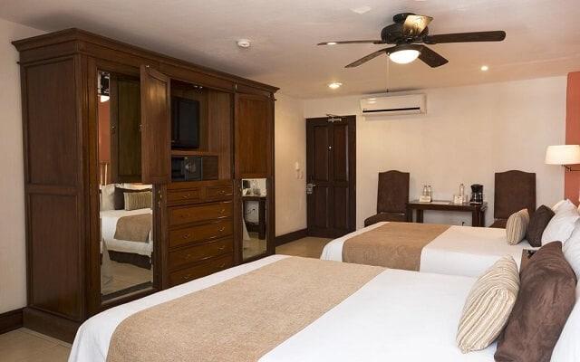 Hotel Villa Tequila, habitaciones bien equipadas