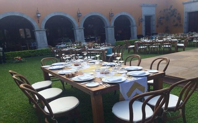 Hotel Villa Tequila, espacios acondicionados para tu evento