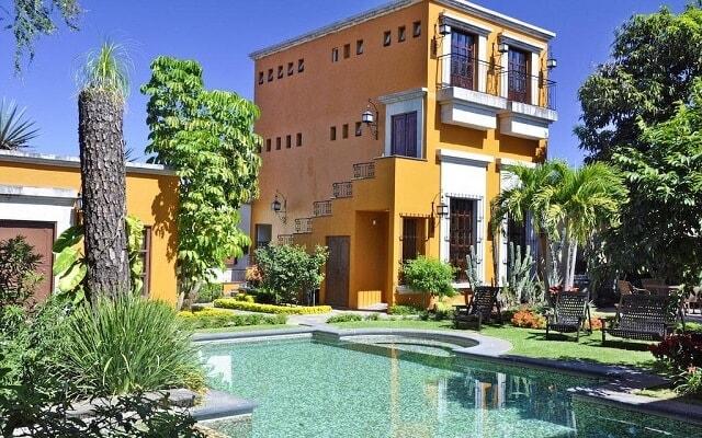 Hotel Villa Tequila en Tequila