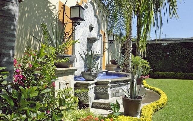 Hotel Villa Tequila, relájate en sitios llenos de paz